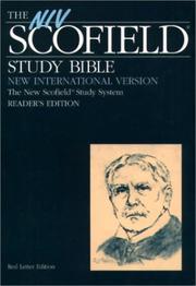 The NIV ScofieldRG Study Bible PDF