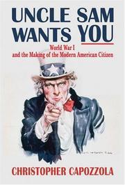 Uncle Sam Wants You PDF