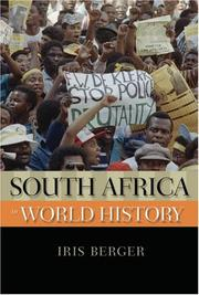 South Africa in World History PDF