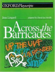 Across the Barricades (Oxford Playscripts) PDF
