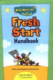 Read Write Inc. Fresh Start PDF
