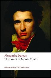 Cover of: The Count of Monte Cristo (Oxford World's Classics) by Alexandre Dumas