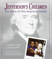 Jefferson's Children by Shannon Lanier