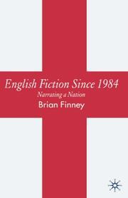 English Fiction Since 1984 PDF