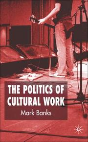 The Politics of Cultural Work PDF