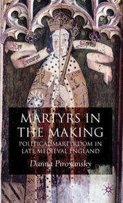 Making Martyrs PDF