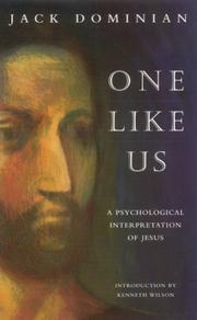 One Like Us PDF
