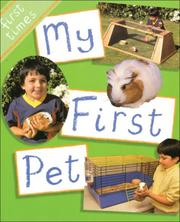 My First Pet (First Times) PDF