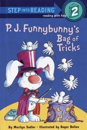 P.J. Funnybunny's bag of tricks PDF