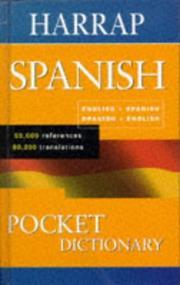 Harrap's Pocket Spanish Dictionary PDF