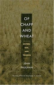 Of Chaff and Wheat PDF
