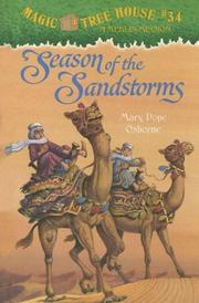 Season of the Sandstorms by Mary Pope Osborne