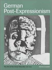 German post-expressionism PDF