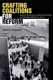 Crafting coalitions for reform PDF