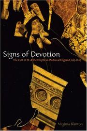 Signs of devotion by Virginia Blanton