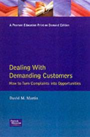 Dealing With Demanding Customers PDF