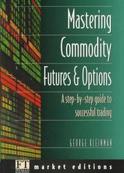 Mastering Commodity Futures & Options PDF
