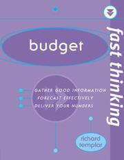 Fast Thinking Budget (Fast Thinking) PDF