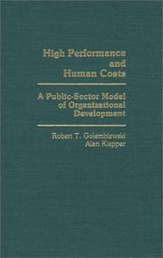 High performance and human costs PDF