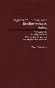 Regression, stress, and readjustment in aging PDF