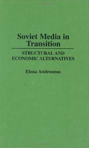 Soviet media in transition PDF