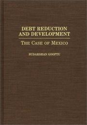 Debt reduction and development PDF