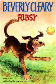 Cover of: Ribsy (Avon Camelot Books) by Beverly Cleary