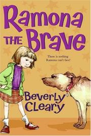 Cover of: Ramona the Brave (Avon Camelot Books) by Beverly Cleary