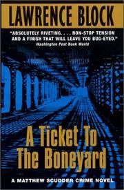 A ticket to the boneyard PDF