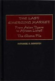 The Last Emerging Market PDF