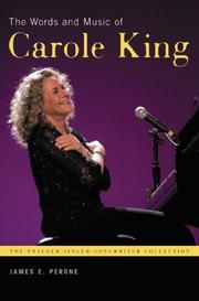 The Words and Music of Carole King (The Praeger Singer-Songwriter Collection) PDF