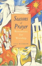 Seasons of Prayer by Lisa Withrow
