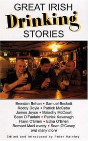Great Irish Drinking Stories PDF