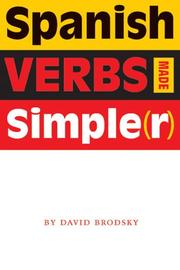 Spanish Verbs Made Simple(r) PDF