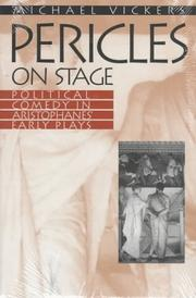 Pericles on stage by Michael Vickers