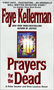 Prayers for the Dead PDF