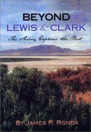 Beyond Lewis &amp; Clark by James P. Ronda