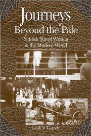 Journeys Beyond the Pale PDF