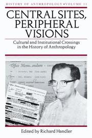 Central Sites, Peripheral Visions PDF