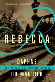 Cover of: Rebecca by Daphne Du Maurier