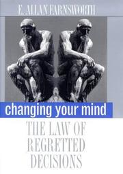 Changing Your Mind PDF
