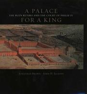 A palace for a king by Brown, Jonathan