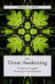 The great awakening by Thomas S. Kidd