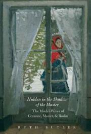 Hidden in the shadow of the master by Ruth Butler