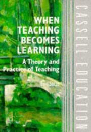 When Teaching Becomes Learning PDF