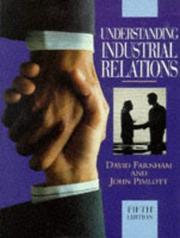 Understanding industrial relations PDF