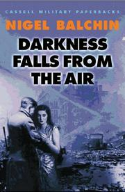 Darkness falls from the air by Nigel Balchin