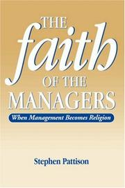 The Faith of the Managers PDF