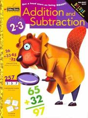 Addition and Subtraction (Grades 2 - 3) (Golden Step Ahead Plus) PDF