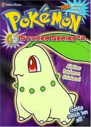 Pokemon GS Sticker Series #2